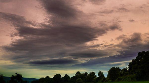 Clouds  mood  sky video