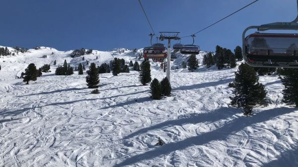 Ski  winter  snow video