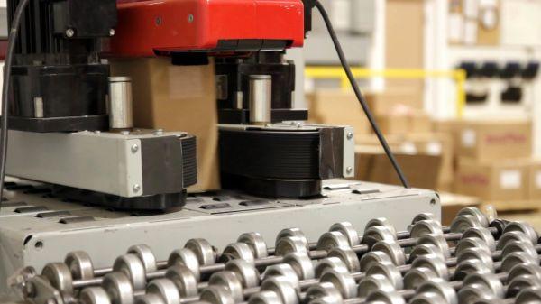 Box  taper  industrial video