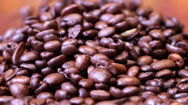 Coffee  grain  black video