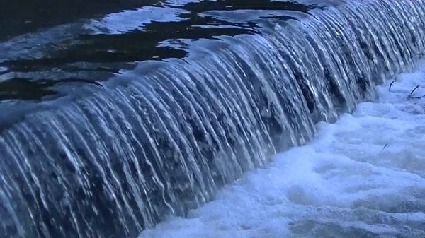 Landscape  waterfall  green video
