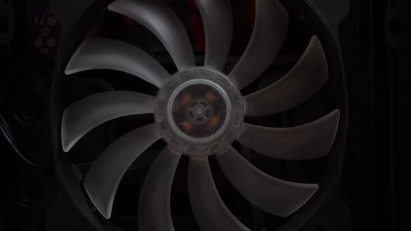 Fan  computer  cooling video