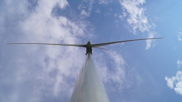 Wind energy  turbine  alternative energy video