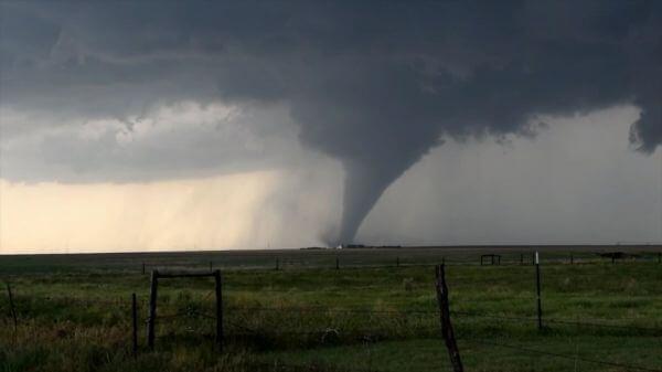 Tornado  storm  wind video