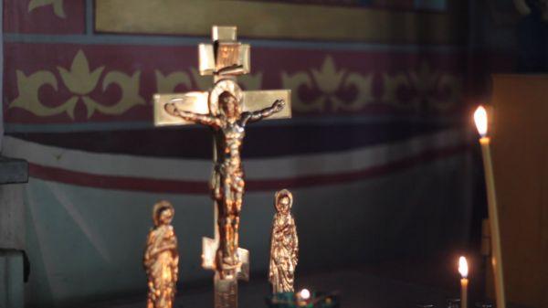 Cross  church  religion video