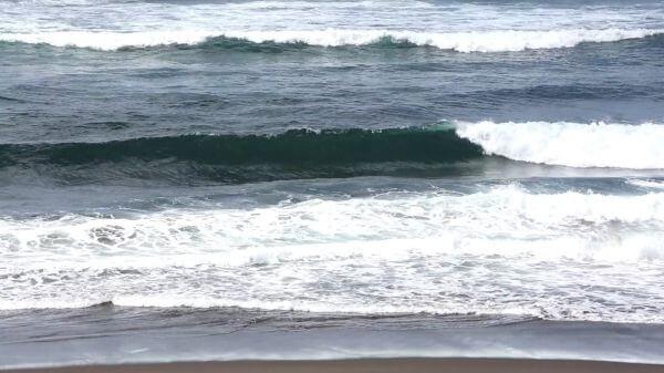 Waves  ocean  shore video
