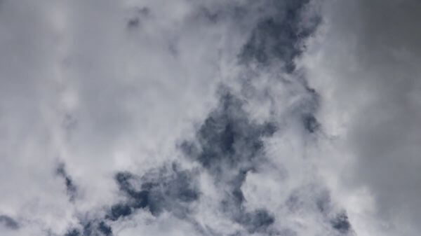 Sky  clouds  blue video