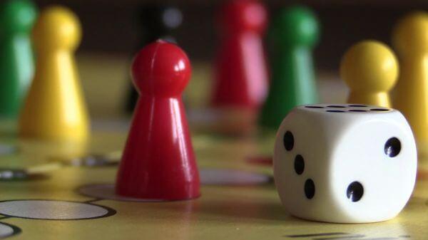 Not ludo  board game  gesellschaftsspiel