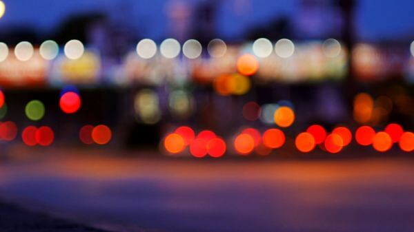 Traffic  lights  city video