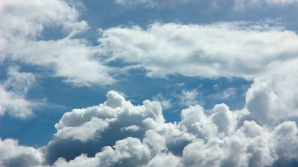 Clouds  cloudscape  sky video