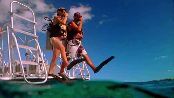 Scuba diving  diving  sport video