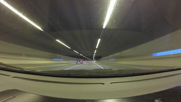 Car  traffic  road video