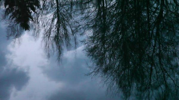 Lake  waves  peaceful video