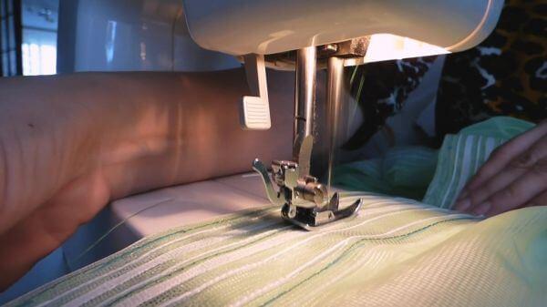 Sewing machine  the seamstress  dressmaker video