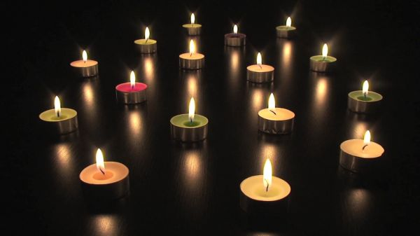 Candles  one  by one video