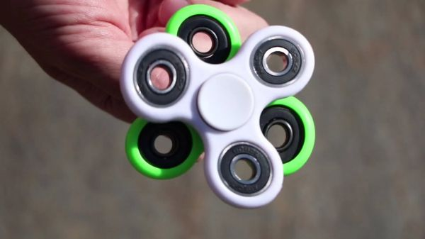 Fidget spinner  fidget  spinner video