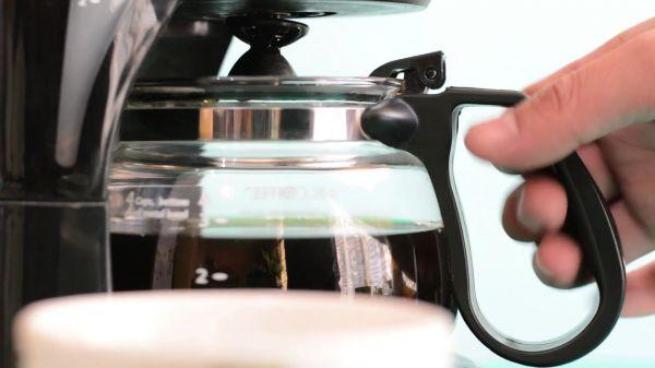 Coffee  kettle  drink video