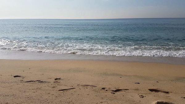 Beach  playa bonita  waves video