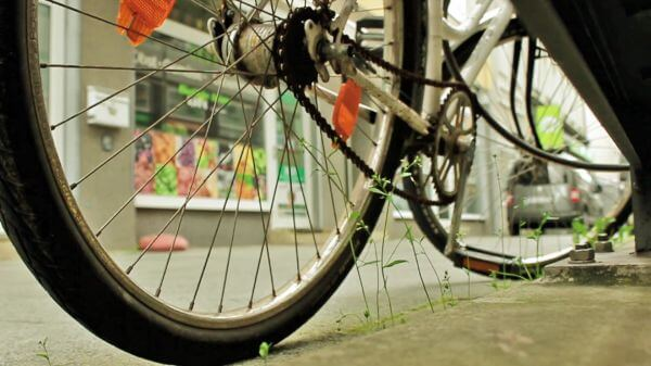 Bike  bicycle  girl video
