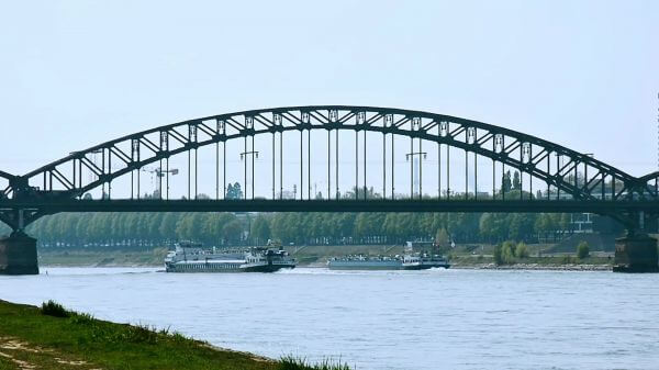 Cologne  traffic  freight transport video