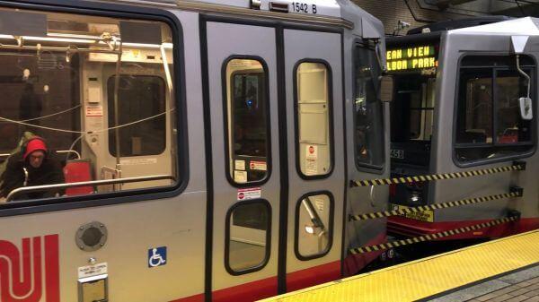 Subway  metro  train video