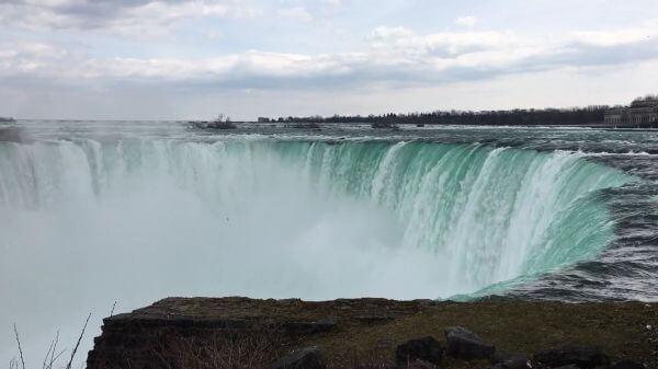 Niagara falls  canada  niagara video