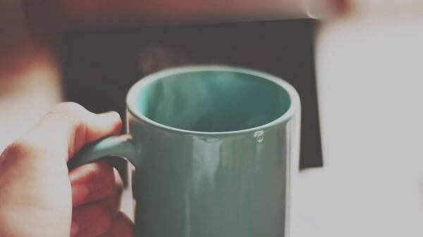 Cup of coffee  smoke  rate video