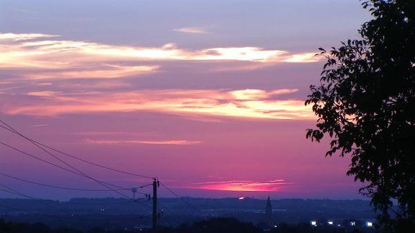 Sunrise  sunrise tulsa oklahoma  travel video