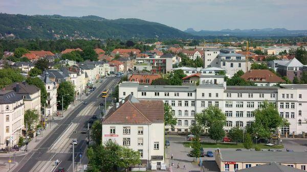 Dresden  striesen  ernemannturm video