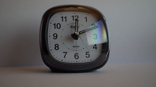 Clock  time  time indicating video