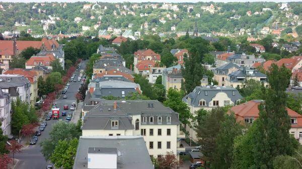 Dresden  city  striesen video