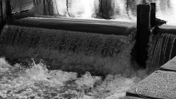 Rafting  river  running water video
