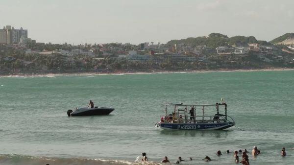 Boats  ocean  brazil video
