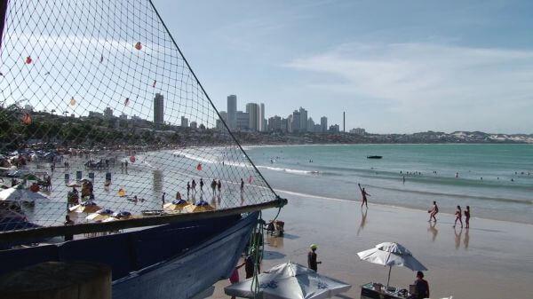 Ocean  brazil  beach video