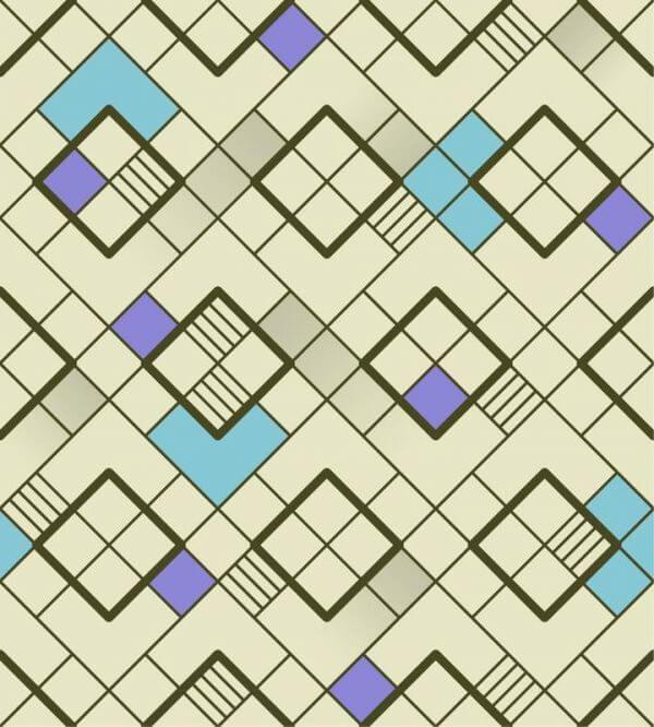 Line Pattern vector