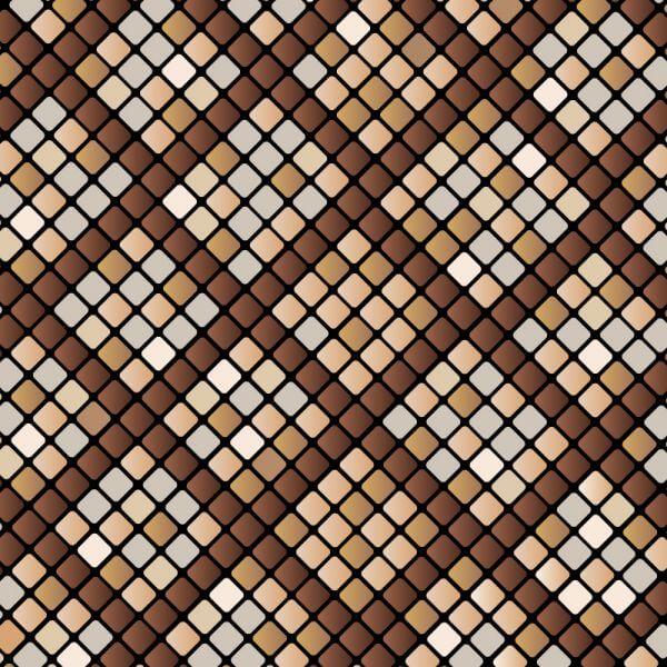 Python Snake Skin Pattern vector
