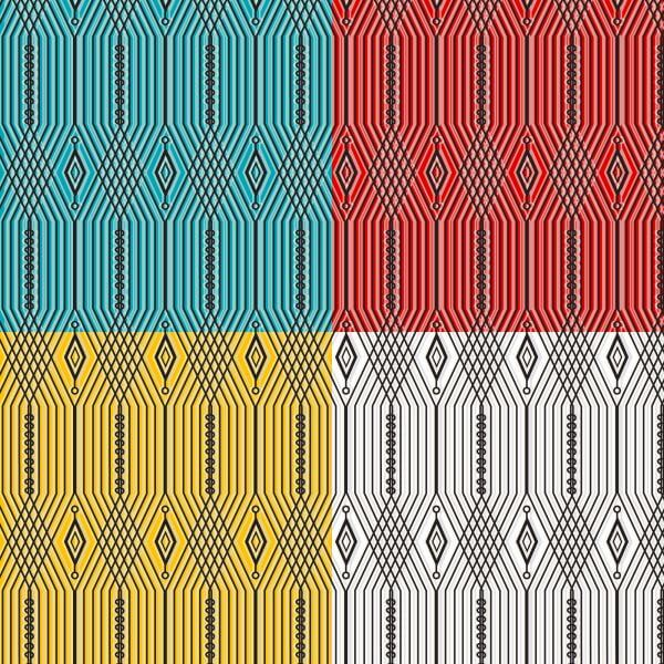 Creative vector seamless pattern vector