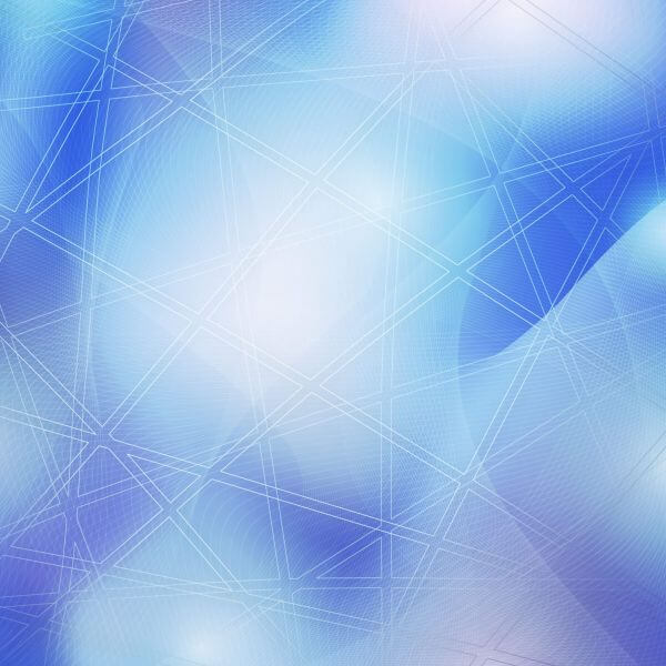 Blue abstract modern background design vector
