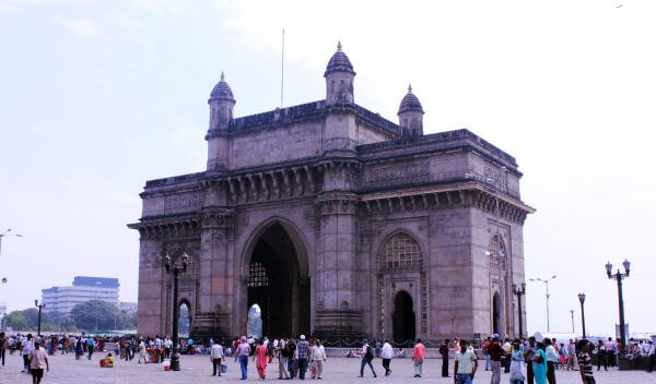 Gateway Of India Monument Mumbai photo