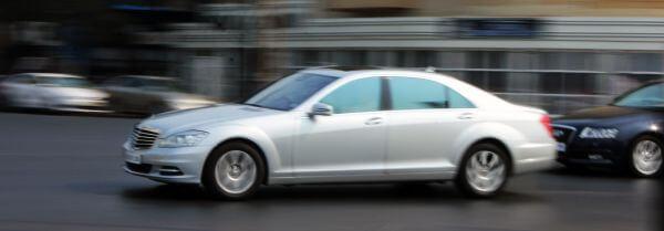 Luxury Car Moving photo