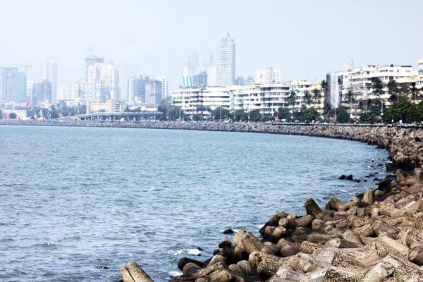 Marine Drive Queens Necklace Mumbai photo