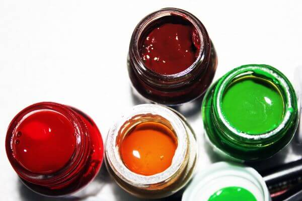 Painting Material Paints Colors photo