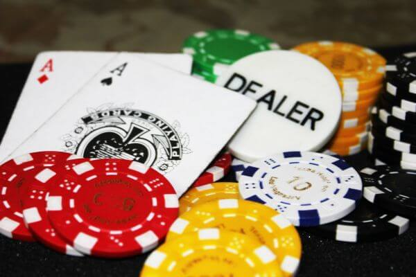 Poker Cards Dealer photo