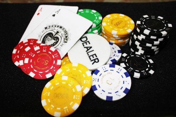 Poker Game Gambling photo