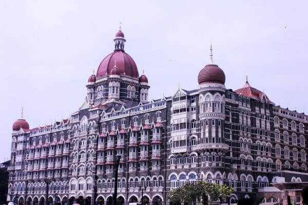 Taj Mahal Hotel  Mumbai Bombay photo