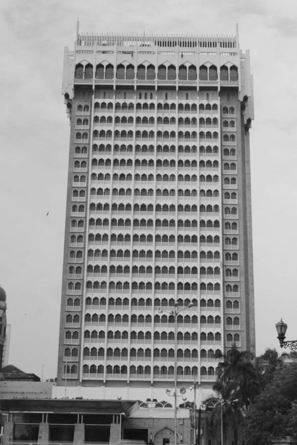 Taj Mahal Hotel Building photo