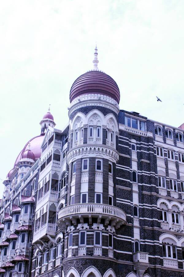 Taj Mahal Hotel Mumbai photo