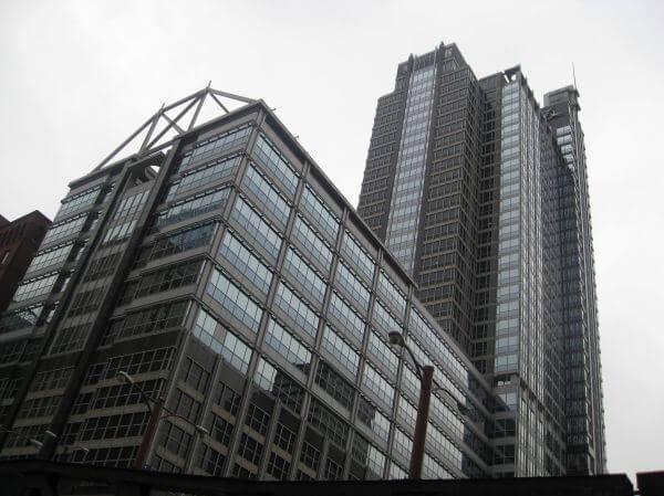 Building City photo