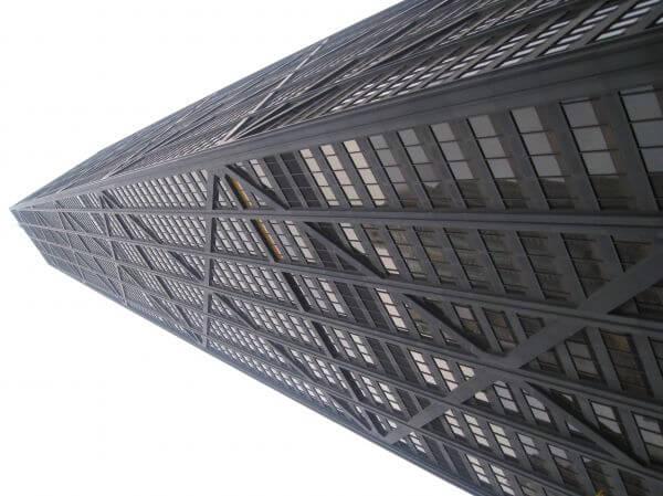 Chicago Building Skyscraper John Hancock Center photo