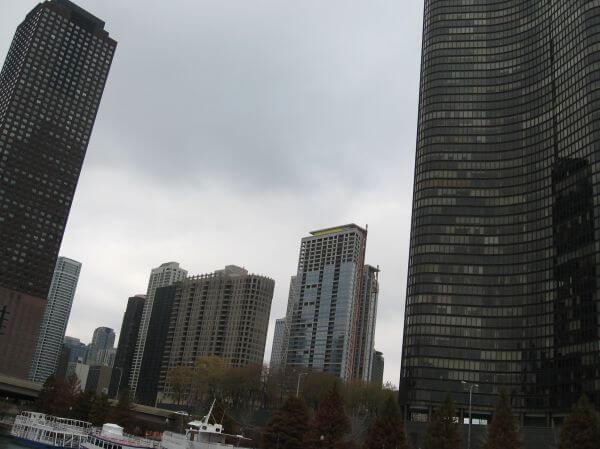 City Buildings Skyscraper photo